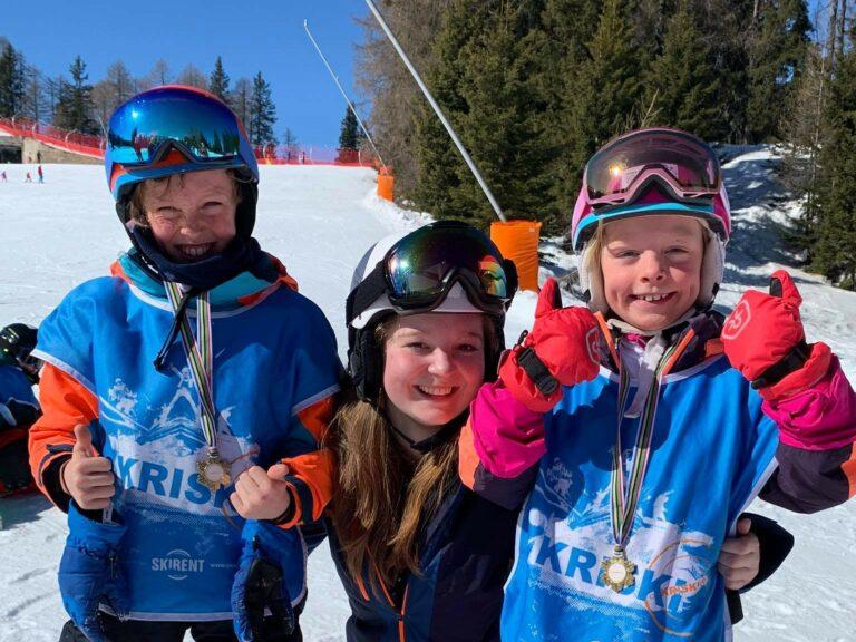 Kriski-skimonitor-kinderen