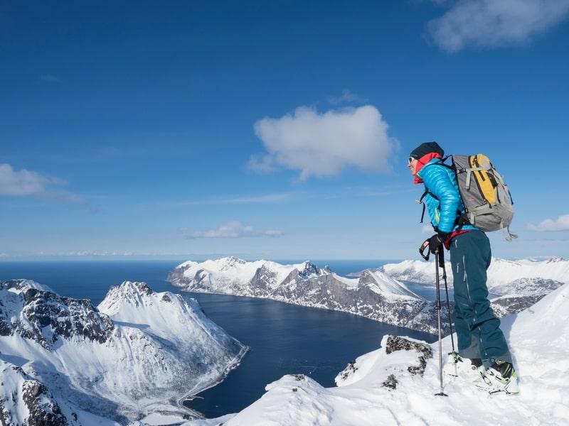 toerski noorwegen shortski